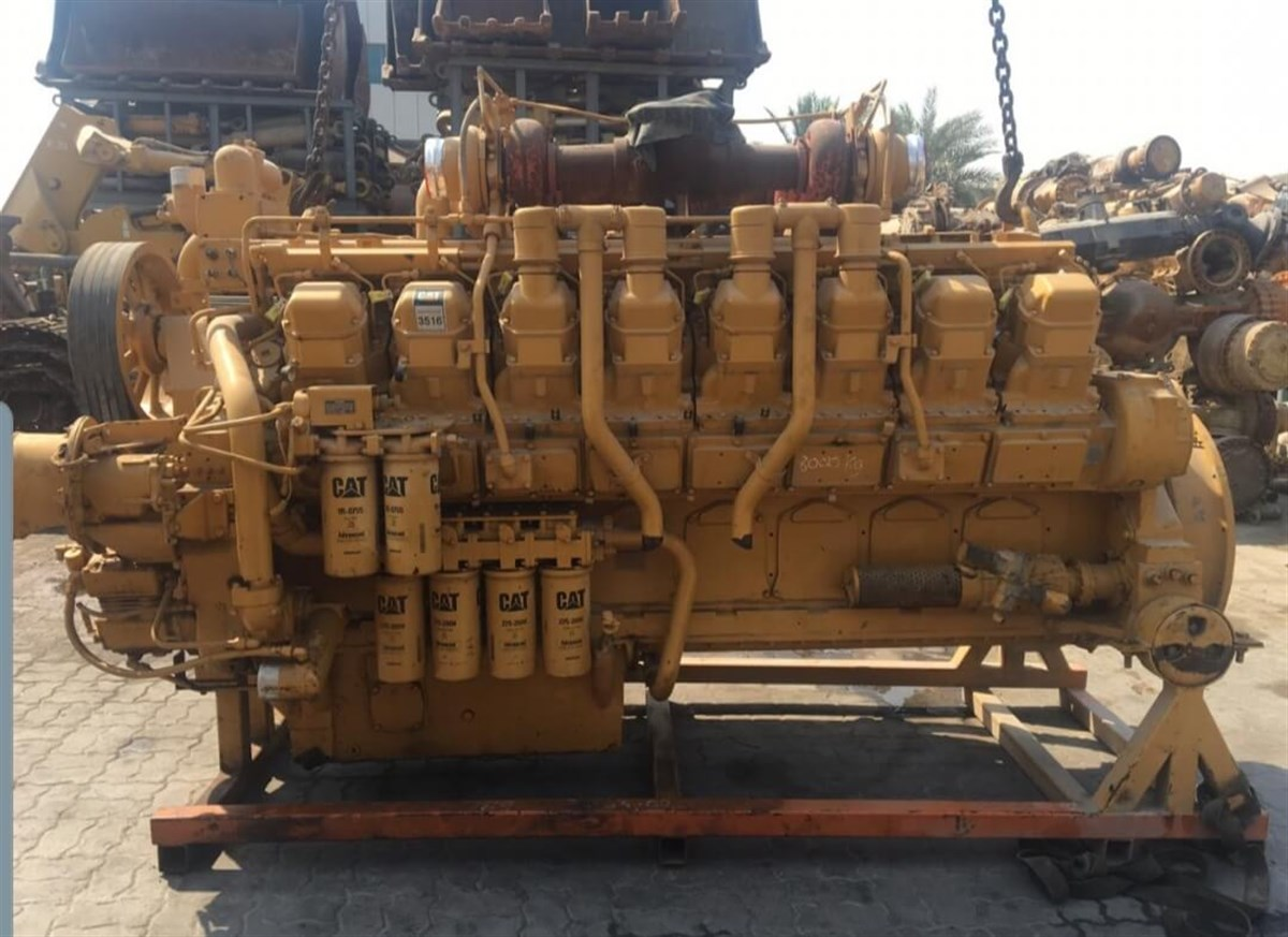 Diesel Engines   Used Caterpillar 3516 Engine For Sale