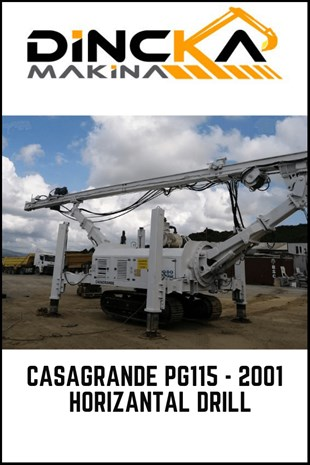 CASAGRANDE PG115